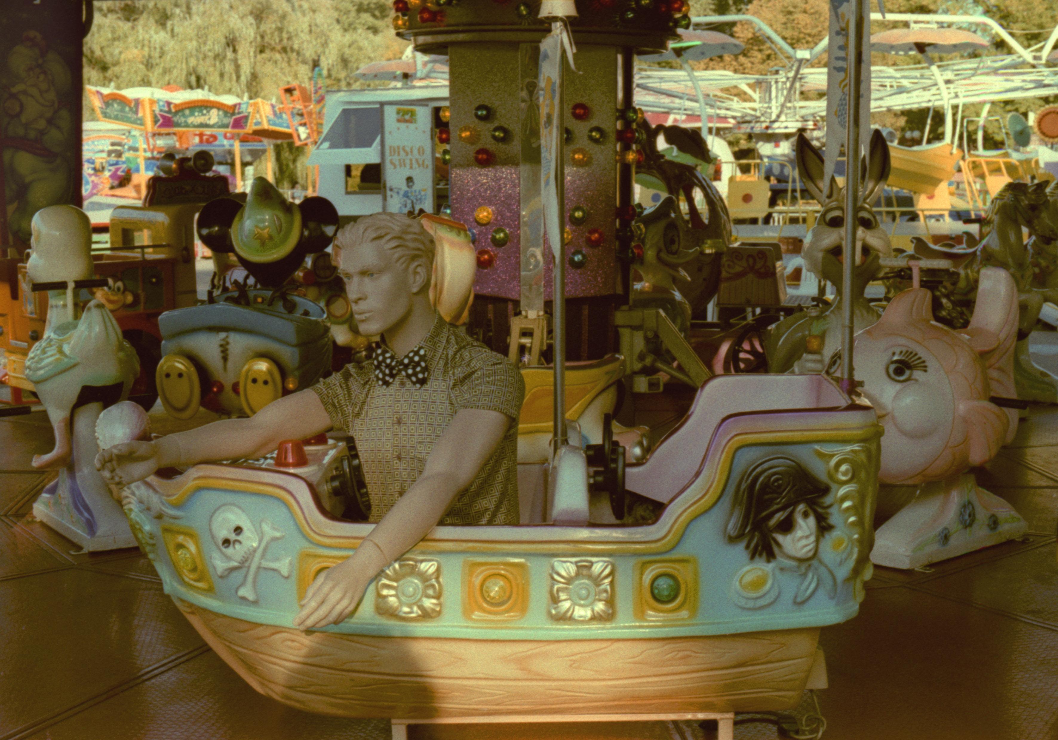 marco - the story of a mannequin | szymon hantkiewicz
